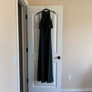 Formal wedding prom dress